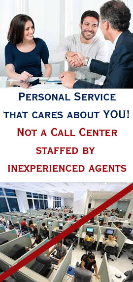 Personal Insurance Services.